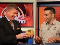 News12 August - Nature Nick and Armadillo