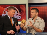 news12 August2 - Nature Nick and Armadillo